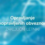 Popravni in dopolnilni izpiti za zaključne letnike – 29. in 30. 5. 2019
