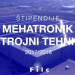 5 štipendij: Mehatronik in Strojni tehnik (prijave do 18. 9. 2017)