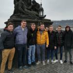 Strokovna ekskurzija v tovarno ŠKODA ter obisk Prage