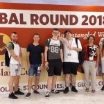 WORLD SCHOLAR'S CUP – GLOBAL ROUND V BARCELONI
