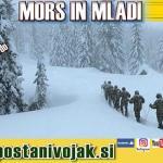Zimski tabor MORS in MLADI 2019