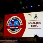 World Scholar's Cup – Mini Global Round v Nur-Sultanu v Kazahstanu
